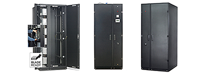 Computer Rack Mounting Solutions From Apc And Liebert For